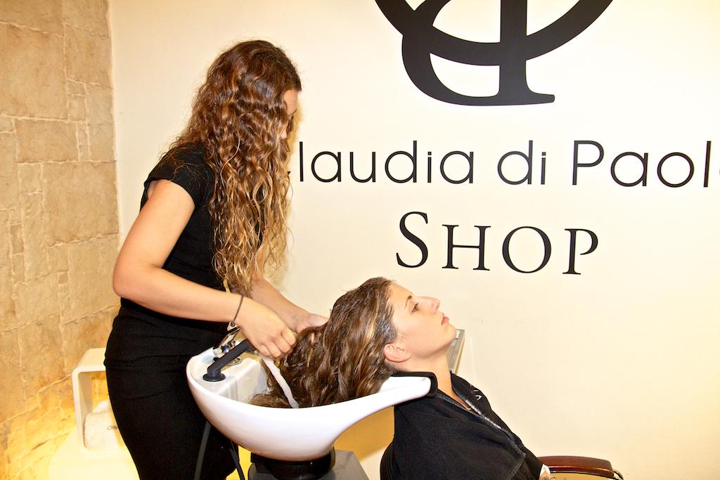 En el Spa Capilar de Claudia di Paolo Shop (Jorge Juan f6ceccc7e0cc